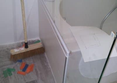 Cabine de douche, paroi de douche - Miroiterie Singulière