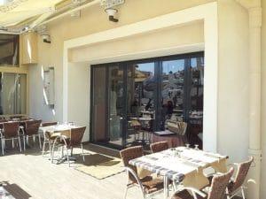 rénovation terrasse avec spécialiste des Menuiseries alu et pvc à Sète