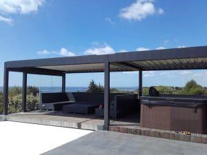 installation terrasse avec le spécialiste rénovation terrasse avec spécialiste menuiseries alu et pvc à Sète