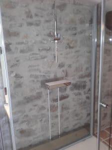 Cabines de douche dans l'Hérault